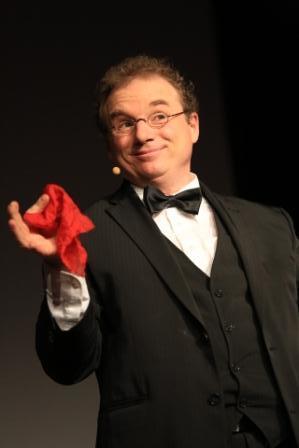 Zauberer Kabarettist in Tuttlingen