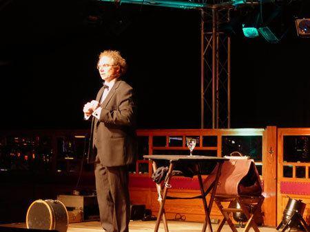 Zauberer - Kabarettist und Bauchredner in Brackenheim
