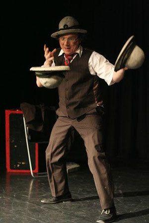 Comedy zum Geburtstag in Weinstadt