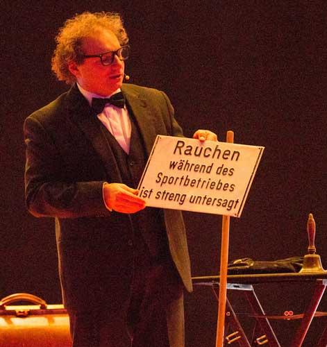 Schwäbische Comedy zum Geburtstag