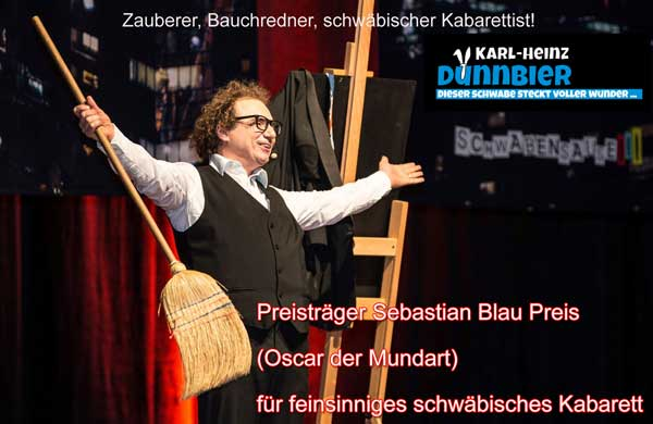 Zauberer in Konstanz - Zauberer in Lindau