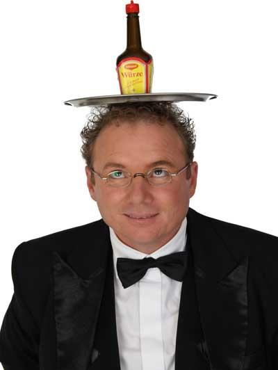 Zauberer Geburtstag, Firmenfeier oder einer Hochzeit in Elchingen und Günzburg