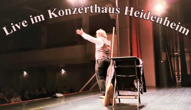 Zauberer in Heidenheim