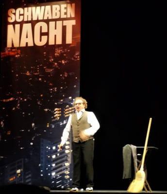 Bauchredner und Zauberer in Friedrichshafen