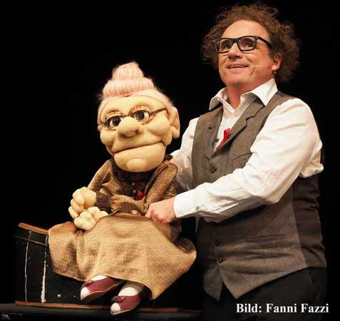 Bauchredner und schwäbische Comedy buchen